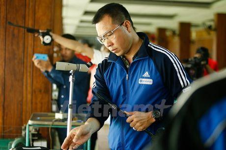 Hoang Xuan Vinh mat mot co hoi toa sang tai Olympic Nhat Ban 2020 - Anh 1