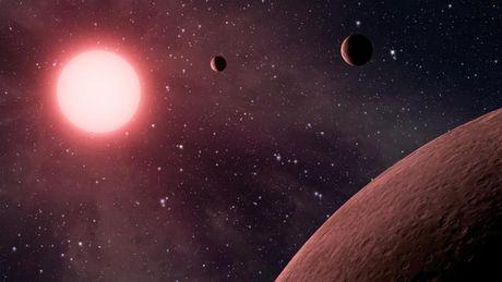 NASA phat hien 10 hanh tinh moi co Trai Dat ngoai He Mat Troi - Anh 1
