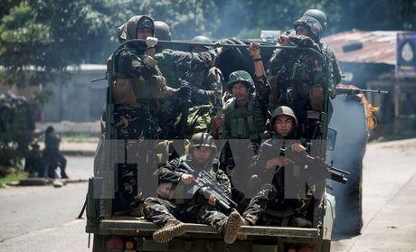 Indonesia, Malaysia va Philippines no luc ngan chan bao luc o Marawi - Anh 1