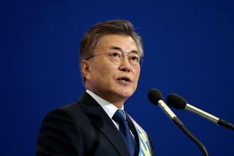 Tong thong Han Quoc khong muon ban ve mot cuoc tan cong phu dau - Anh 1