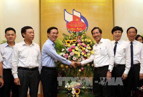 Hoi Nha bao Viet Nam gop phan thuc day su phat trien cua bao chi - Anh 1