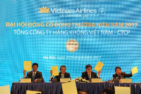 Vietnam Airlines bao lai hon 1.700 ty dong - Anh 1