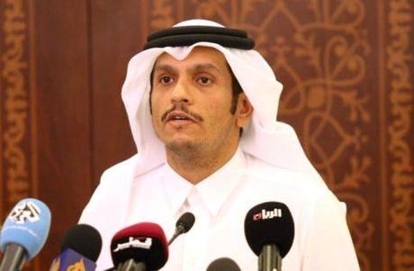 Sau thuong vu vu khi voi My, Qatar tu tin dam phan - Anh 1