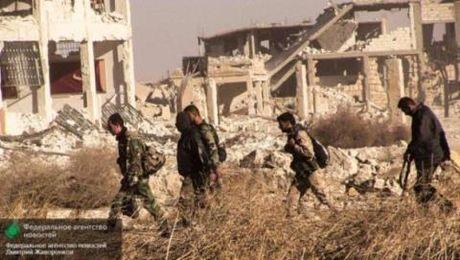 Quan Assad lam chu Resafa, My lanh tron don hoi ma thuong - Anh 1