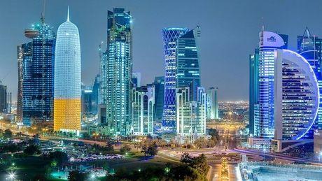 Mat do ti phu, trieu phu day den muc khong tuong o Qatar - Anh 1