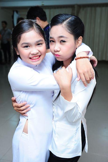 Phuong My Chi, Thien Nhan cung 14 tuoi: Ke bi che chin ep, nguoi duoc khen - Anh 14