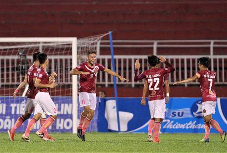 18h00 ngay 20/06, Becamex Binh Duong vs Sai Gon FC: Nhan chim tham vong - Anh 1