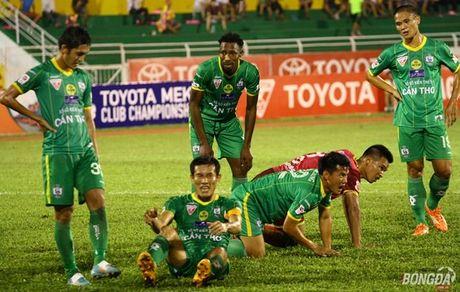 XSKT Can Tho khong dung doi hinh manh nhat dau voi Quang Nam - Anh 1