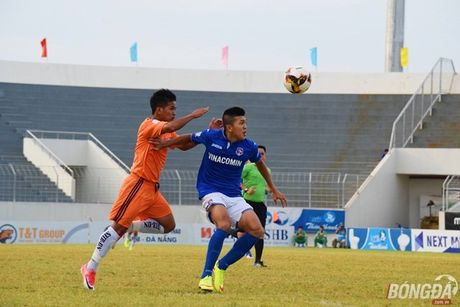 Hoa SHB Da Nang, Than Quang Ninh tro thanh cuu vuong o Cup Quoc gia 2017 - Anh 1