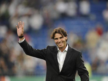 Rafael Nadal giup Real Madrid chieu mo Marco Asensio the nao? - Anh 1