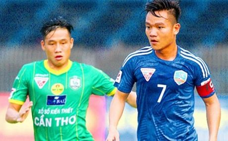 Quang Nam FC 3-0 XSKT Can Tho: Nhe nhang di tiep - Anh 2