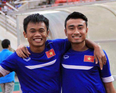 Diem tin bong da Viet Nam toi 20/06: Sao U20 Viet Nam chia tay V-League som - Anh 1