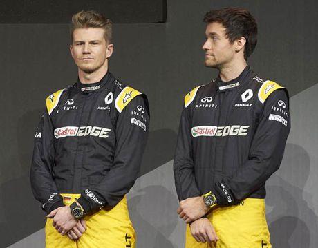 Dua xe F1: Ngua o mo xa, chay khong tot la 'thay mau' - Anh 2