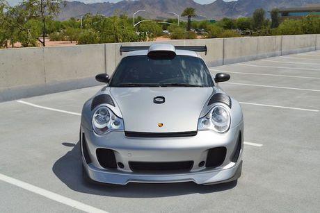 Sieu xe Porsche 911 GT2 do 'sieu khung' gia 6,8 ty - Anh 3