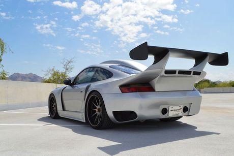 Sieu xe Porsche 911 GT2 do 'sieu khung' gia 6,8 ty - Anh 5