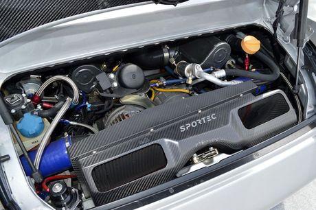 Sieu xe Porsche 911 GT2 do 'sieu khung' gia 6,8 ty - Anh 8