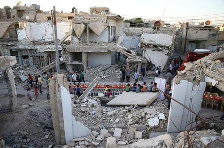 Can canh bua an cua nguoi dan Syria-Iraq trong thang Ramadan - Anh 4