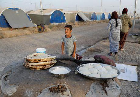 Can canh bua an cua nguoi dan Syria-Iraq trong thang Ramadan - Anh 6