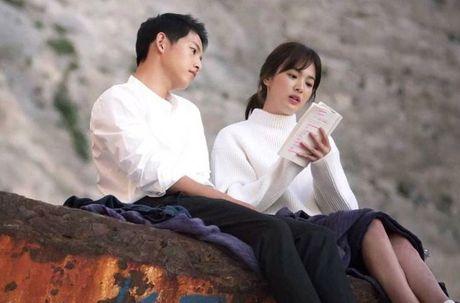 Nhung lan Song Joong Ki va Song Hye Kyo bi dinh tin don hen ho - Anh 2
