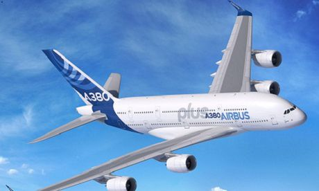 'Mo xe' may bay lon nhat the gioi Airbus vua ra mat - Anh 2