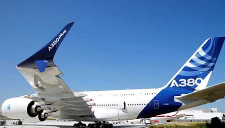 'Mo xe' may bay lon nhat the gioi Airbus vua ra mat - Anh 3