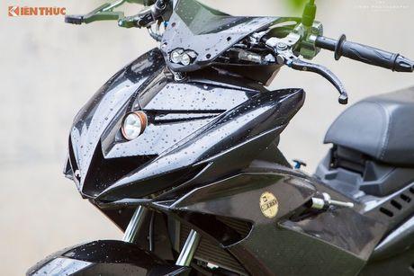 Yamaha Exciter full carbon 'kich doc' cua dan choi Viet - Anh 3