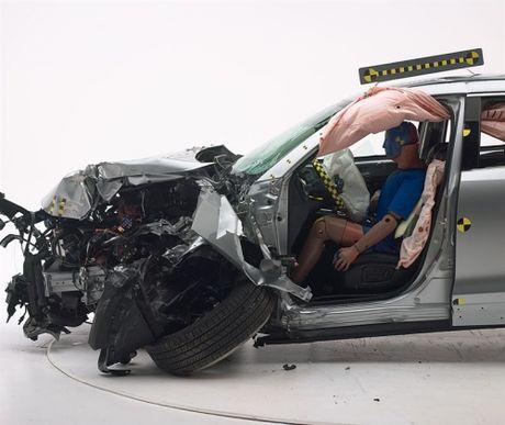 Mazda CX-9 la xe oto SUV an toan nhat nam 2017 - Anh 2