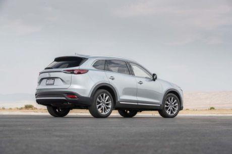 Mazda CX-9 la xe oto SUV an toan nhat nam 2017 - Anh 4