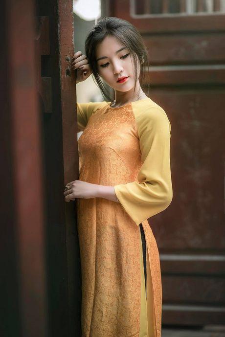 Nhan sac dep tua trang ram cua nu sinh Hai Duong - Anh 1
