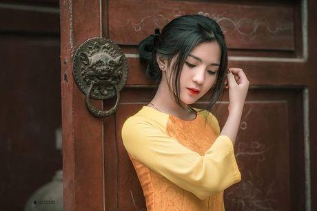 Nhan sac dep tua trang ram cua nu sinh Hai Duong - Anh 2