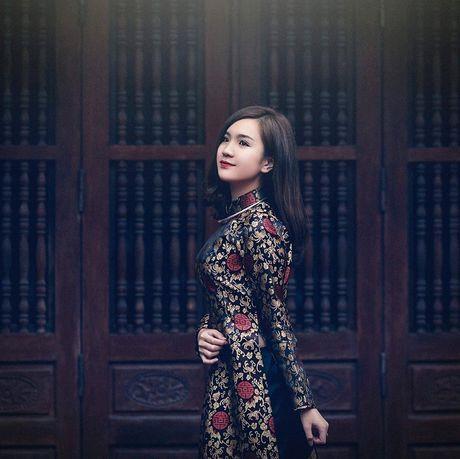 Nhan sac dep tua trang ram cua nu sinh Hai Duong - Anh 3