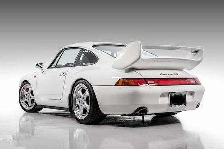 'Hang cu' Porsche 911 Carrera RS 3.8 van thet gia 11,3 ty - Anh 3