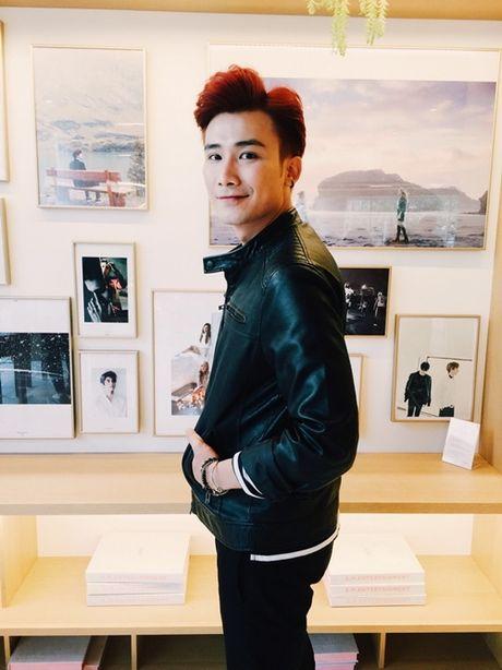 Chi Thien bi dao dien Han tu choi 100kg trang phuc khi quay MV - Anh 4