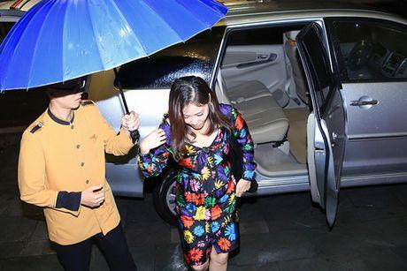 Phan Anh, Xuan Bac khoe 'duong cong' phu hoa cho Thu Minh - Anh 1