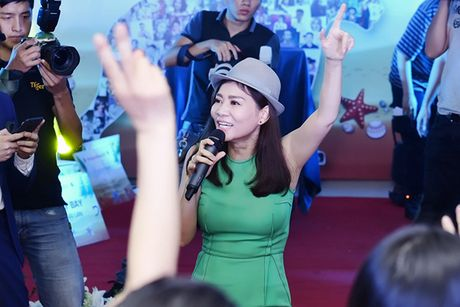 Phan Anh, Xuan Bac khoe 'duong cong' phu hoa cho Thu Minh - Anh 5