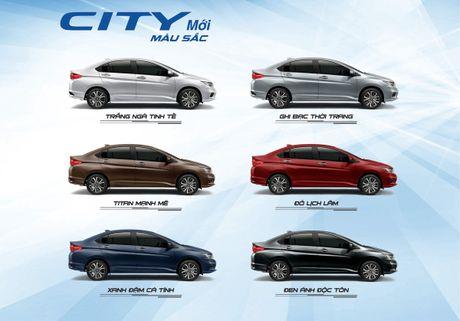 Honda City 2017 bo phien ban so san MT, gia tu 568 trieu dong - Anh 7