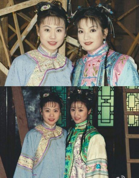 Du o do tuoi U40, 'Co gai giang ho' Lieu Hong trong 'Hoan Chau Cach Cach' van so huu than hinh boc lua - Anh 1
