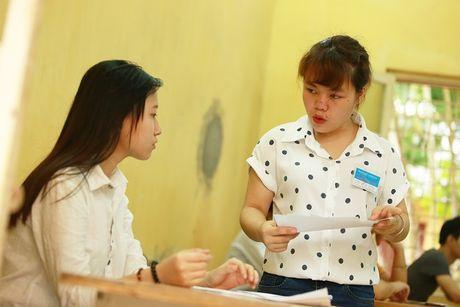 Nhung luu y 'vang' khi thi sinh tham gia ky thi THPT quoc gia 2017 - Anh 1