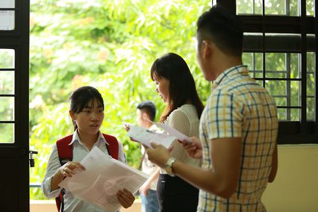 Nhung luu y 'vang' khi thi sinh tham gia ky thi THPT quoc gia 2017 - Anh 2