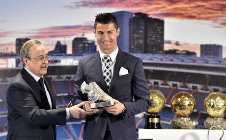 Perez: 'Ronaldo quan trong hon tat ca nhung nguoi khac o Real' - Anh 1