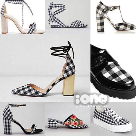 Hoa tiet Gingham - hot trend cho cac co gai he nay - Anh 11
