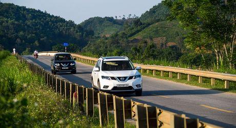 Danh gia xe Nissan X-Trail 2017: Cuoc thi nhien lieu ky thu - Anh 1