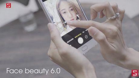 """Bat bai"" bi quyet selfie nghin like voi Vivo V5s - Anh 1"