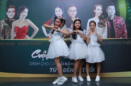 """Cam Ly khong khoe, Minh Tuyet bat ngo ngoi """"ghe nong"""" thay chi gai - Anh 12"""