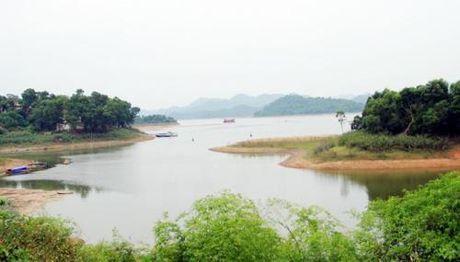 Tham dap Ho Nui Coc: San sang cho tinh huong xau - Anh 2