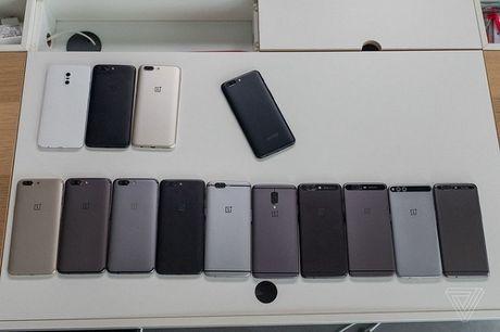 He thong camera kep cua OnePlus 5 cung tuong tu iPhone 7 Plus? - Anh 2