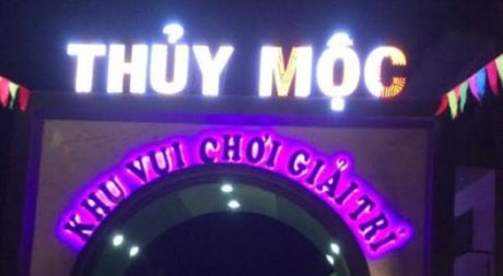 Con giam doc thuoc la Long An bi 'hanh hung' tai Thuy Moc - Anh 1
