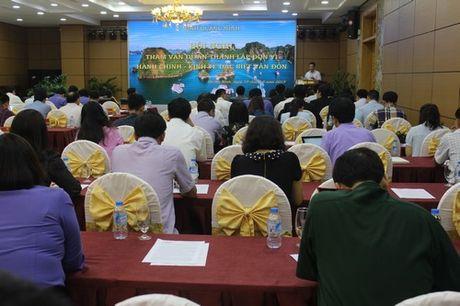 Quang Ninh: Tien toi thanh lap Don vi hanh chinh – kinh te dac biet Van Don - Anh 1