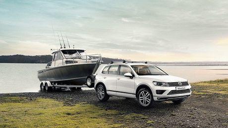 Volkswagen Viet Nam giam gia xe cao nhat toi 260 trieu - Anh 1