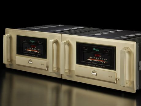 A-250 - Poweramp Mono Class A trinh dien tot nhat lich su Accuphase Laboratory - Anh 1